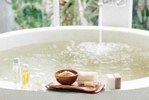at home spa
