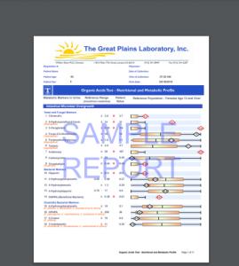 sample report OAT